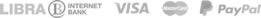 Plată în siguranță cu Paypal, Mastercard, Visa, Visa Electron, Transfer bancar
