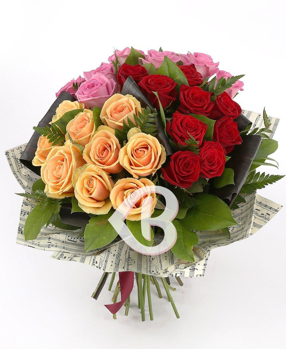 Imaginea produsului candelabru de trandafiri