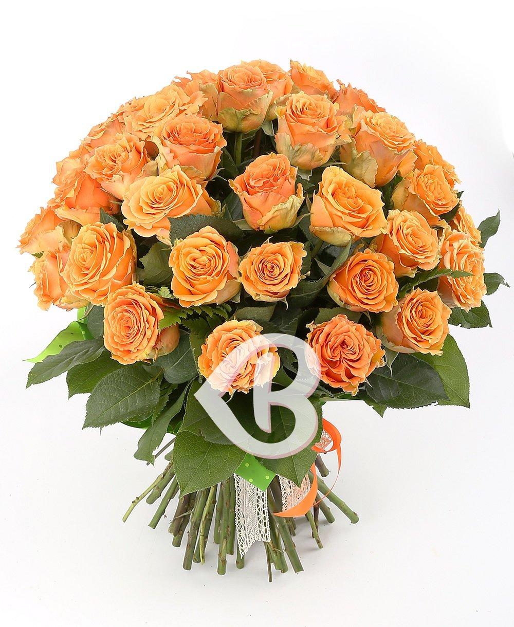 Imaginea produsului 39 Trandafiri Portocalii