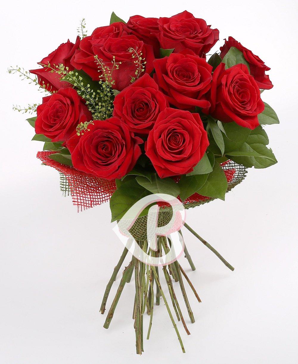 Imaginea produsului 15 Trandafiri Roșii