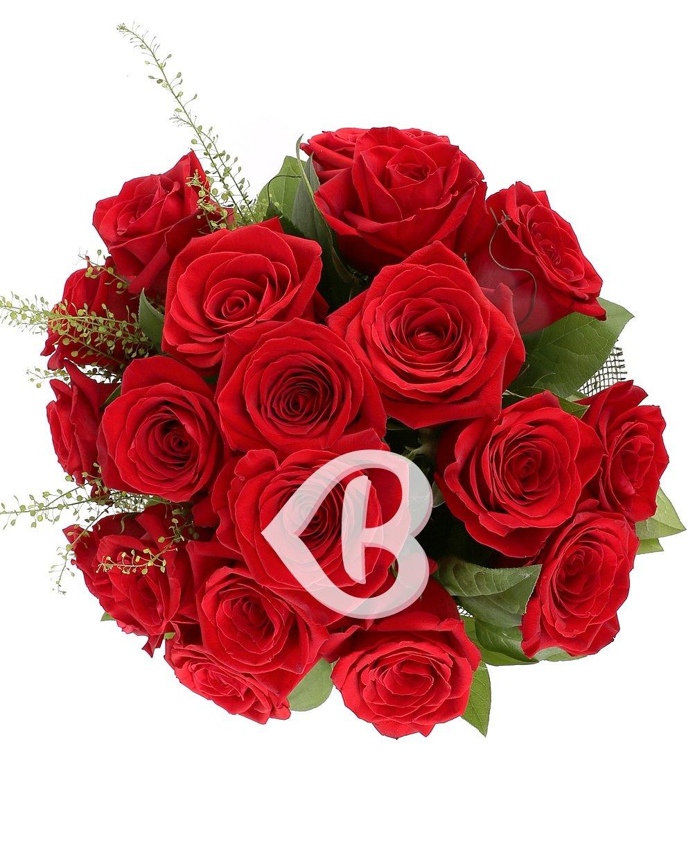 Imaginea produsului 19 Trandafiri Roșii