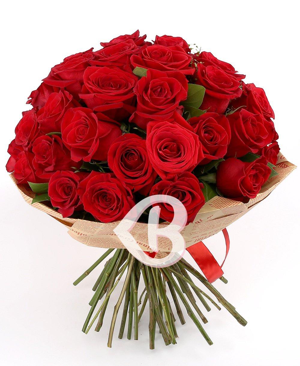 Imaginea produsului 35 Trandafiri roșii