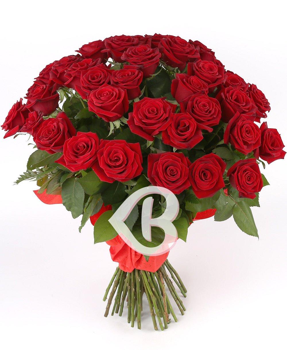 Imaginea produsului 39 Trandafiri Roșii