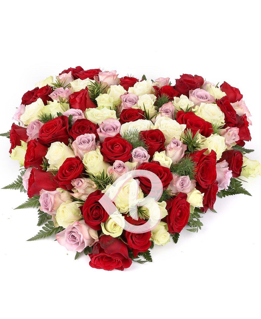 Imaginea produsului Trandafiri Din Inimă