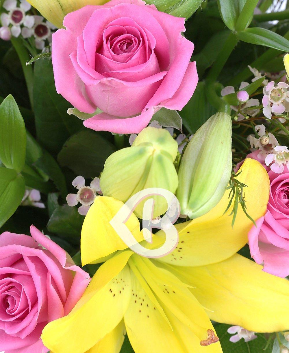 Imaginea produsului Flori pentru un zâmbet
