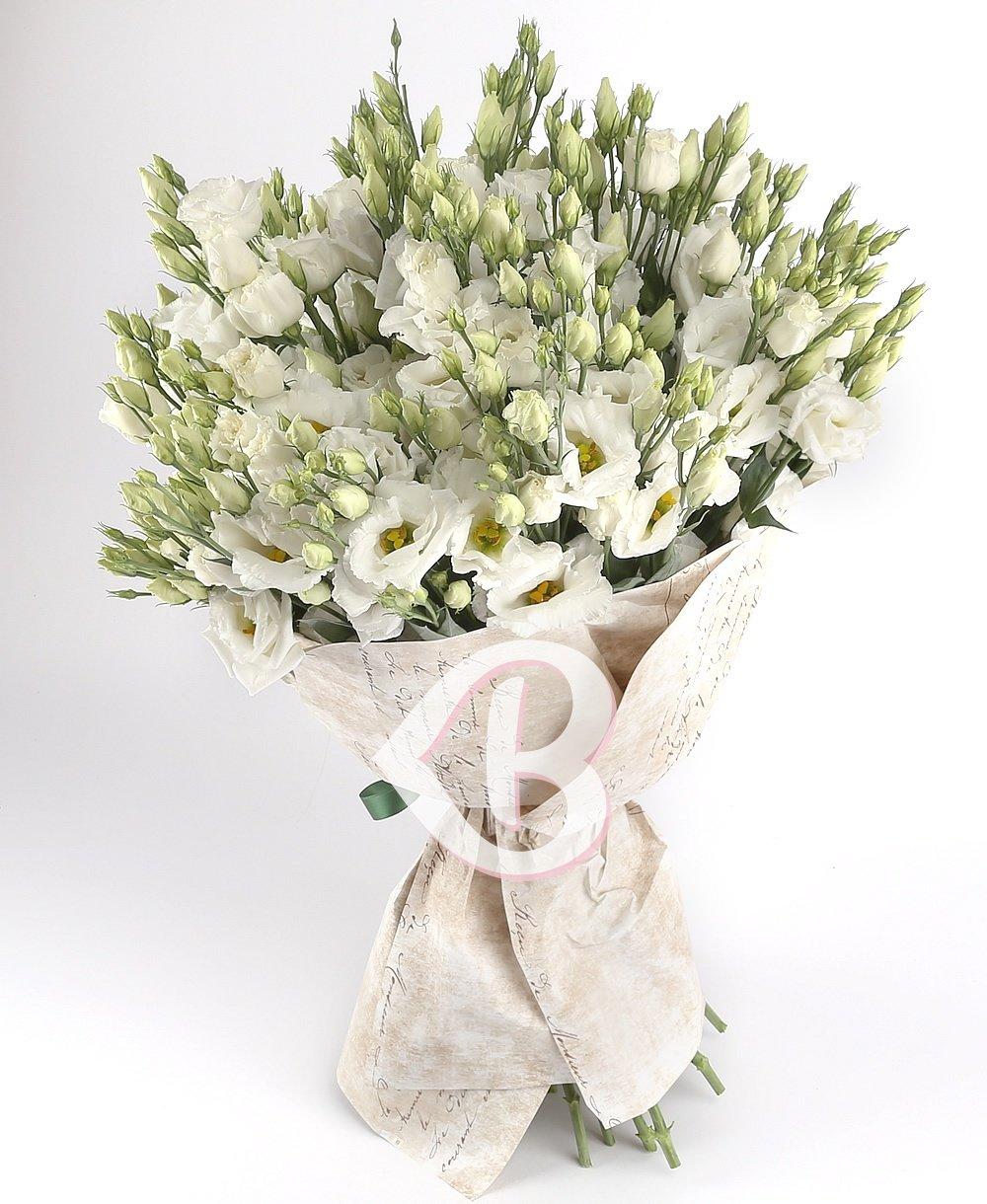 Imaginea produsului lisianthus alb