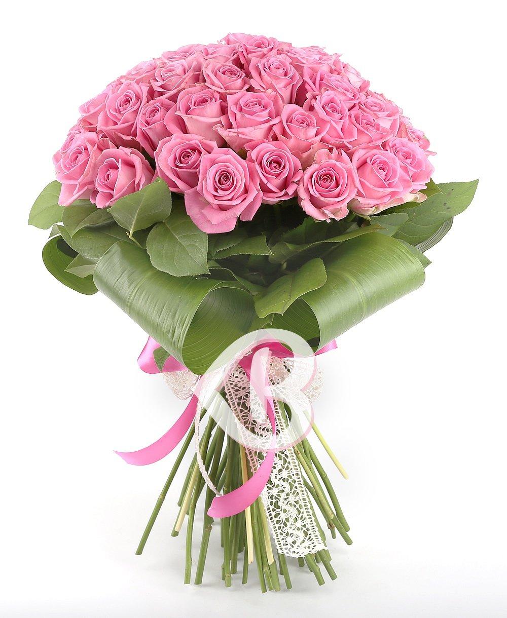 Imaginea produsului Buchet 49 Trandafiri Roz