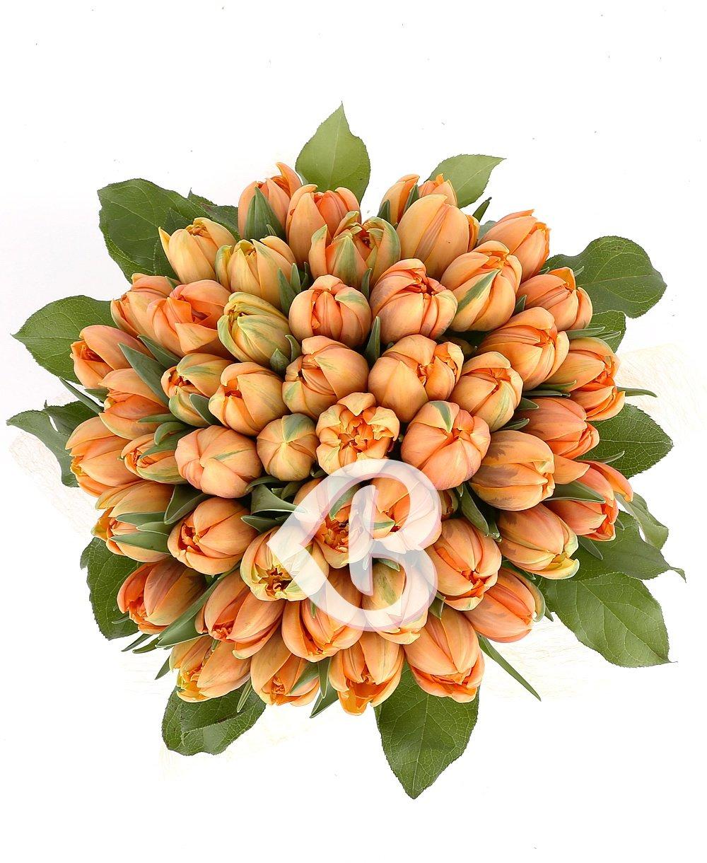 Imaginea produsului 49 lalele portocalii