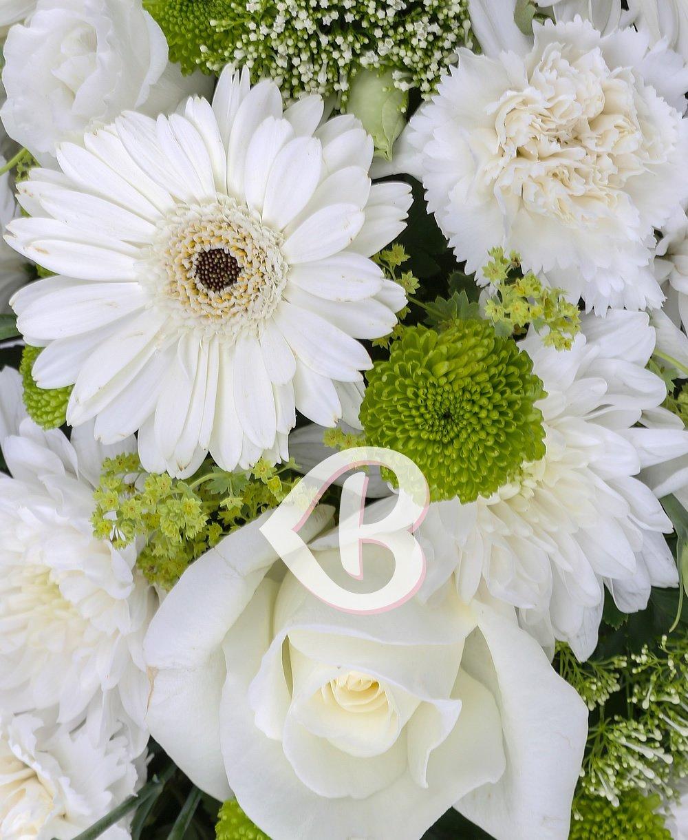 Imaginea produsului colac alb multifloral
