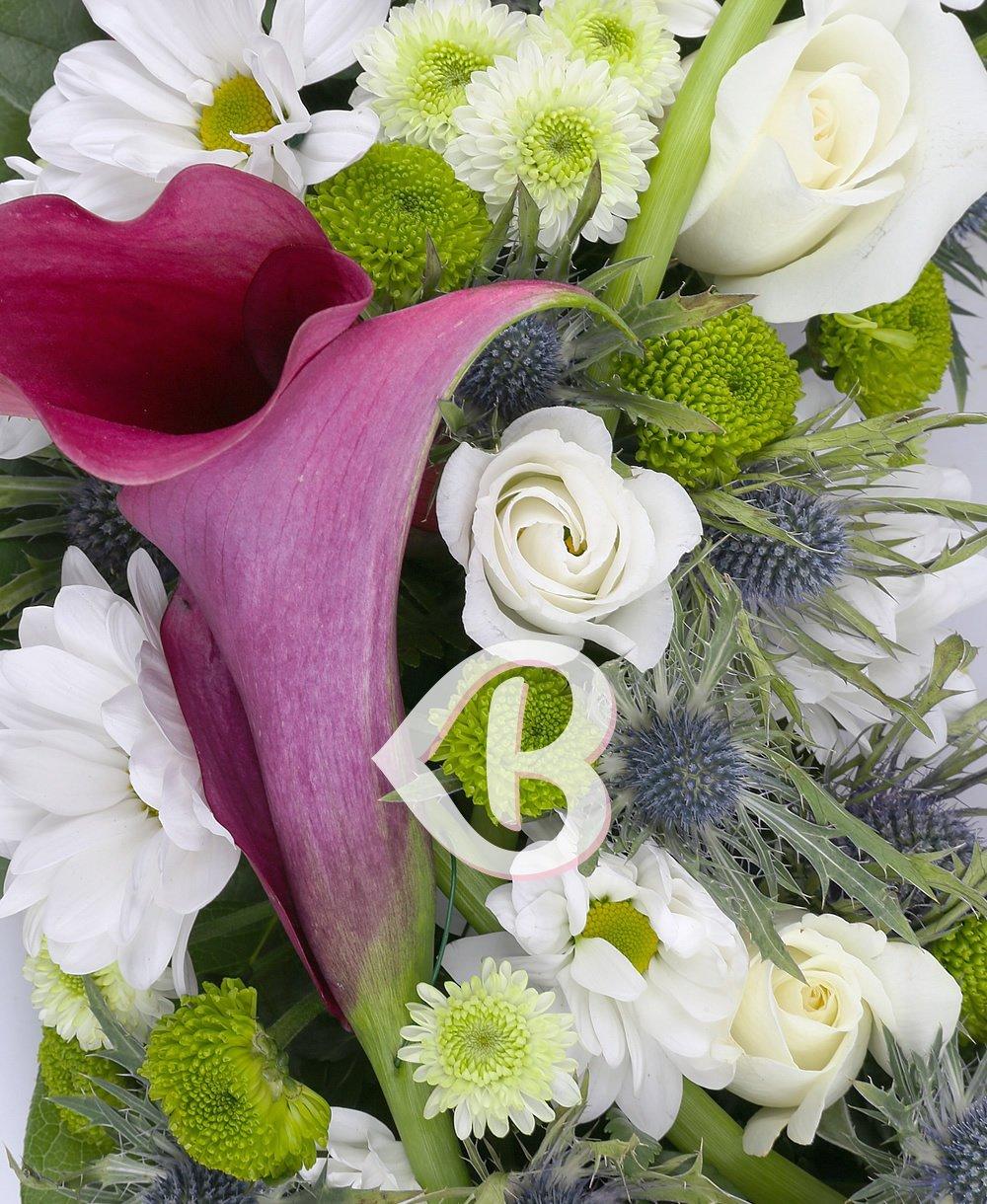 Imaginea produsului Colac Cale Trandafiri și Crizanteme
