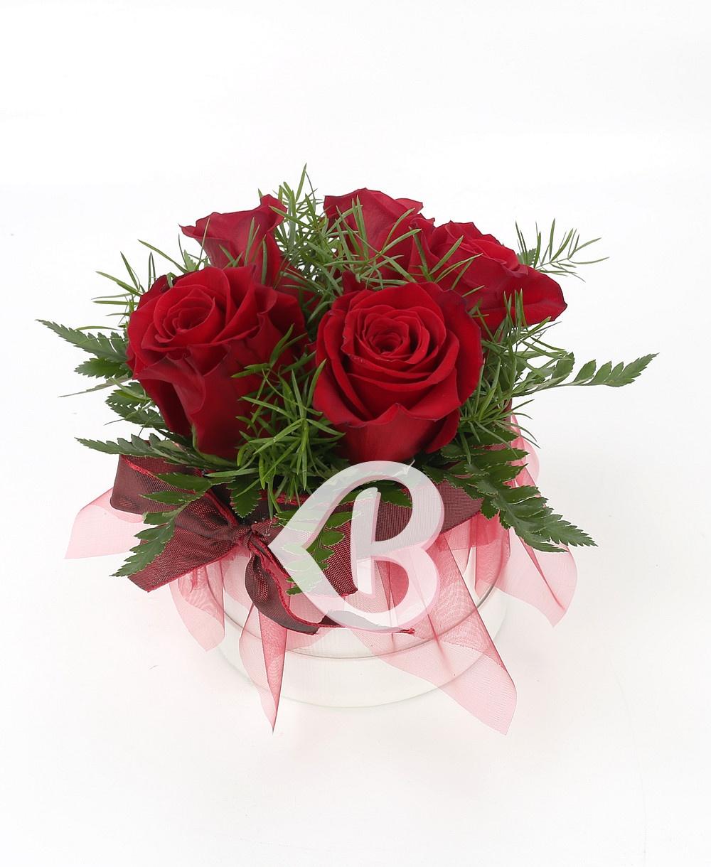 Imaginea produsului Pasiunea Trandafirilor Naturali
