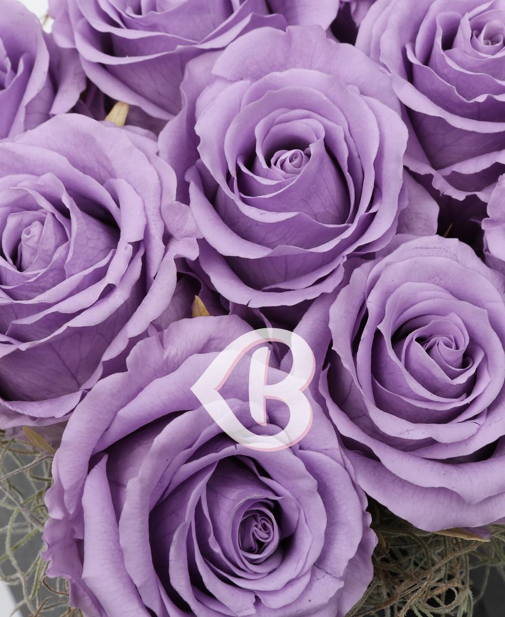 Imaginea produsului Trandafiri Criogenați Mov