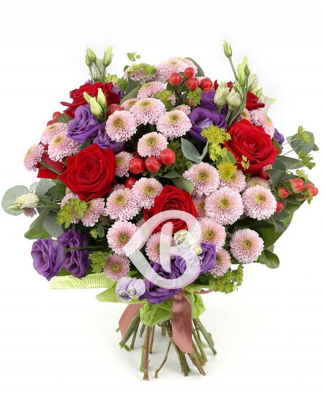 Buchete De Flori Cu La Multi Ani Pentru Zi De Nastere